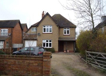 Thumbnail 4 bed detached house to rent in Spring Lane, Watlington