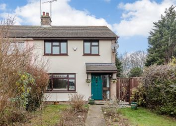 Thumbnail 3 bed semi-detached house for sale in Trimble Close, Ingatestone