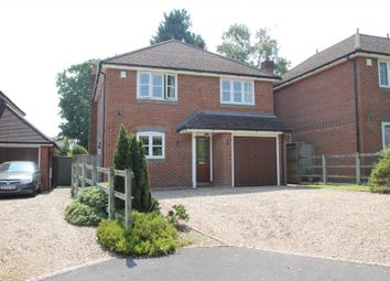 Thumbnail 4 bed detached house for sale in Wood Lane, Sonning Common, Reading