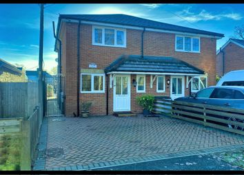 Thumbnail 2 bed semi-detached house for sale in Stanley Road, Southampton