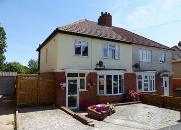 Thumbnail 3 bed semi-detached house for sale in Bryn Road, Weymouth, Dorset