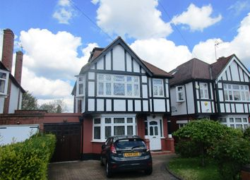 Thumbnail 5 bed detached house for sale in Norval Road, Wembley