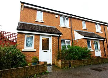 Thumbnail 3 bed end terrace house for sale in Columbia Road, Broxbourne