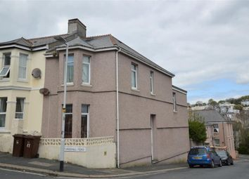 Thumbnail 4 bedroom end terrace house for sale in Furzehill Road, Plymouth, Devon