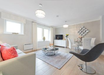 Thumbnail 2 bed flat for sale in Andrews Close, Leamington Spa, Warwick