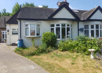 Thumbnail 4 bed bungalow to rent in Hillside Close, Woodford Green