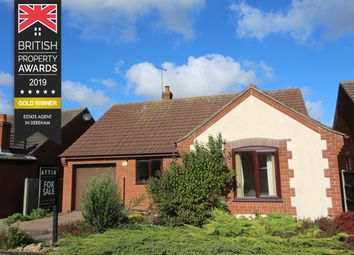 Thumbnail 2 bed detached bungalow for sale in Hendrie Road, Holt