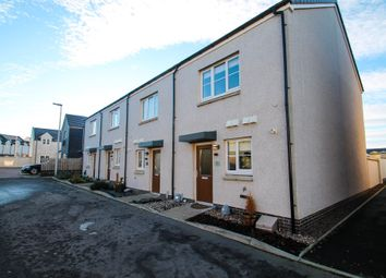 Thumbnail 3 bedroom end terrace house for sale in Charleston Park, Cove, Aberdeen