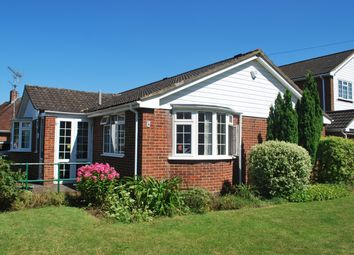 Thumbnail 3 bed detached bungalow for sale in The Drive, Sidcup, Kent