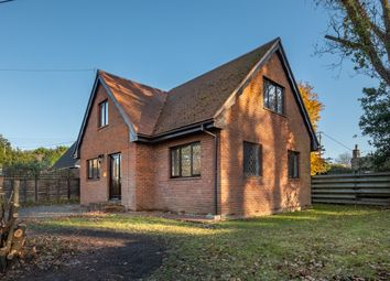 Thumbnail 3 bed detached house for sale in Hillway Road, Bembridge