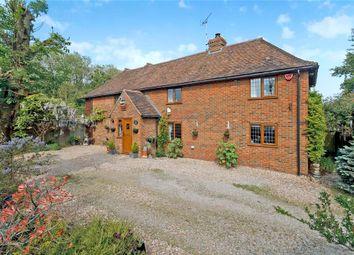 Thumbnail 5 bed detached house for sale in Sandling Road, Postling, Hythe, Kent