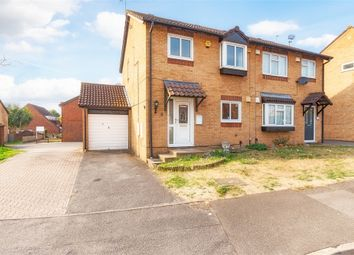 Thumbnail 3 bed semi-detached house for sale in Raleigh Close, Cippenham, Berkshire