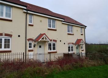 Thumbnail 2 bedroom terraced house for sale in Belfrey Close, Hubberston, Milford Haven