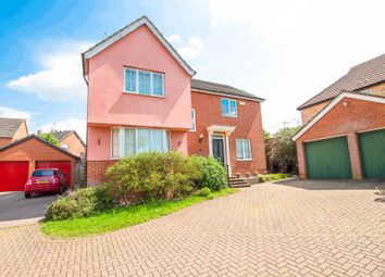 Thumbnail Detached house for sale in Cleves Road, Haverhill