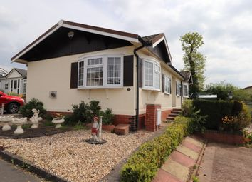 Thumbnail 2 bed mobile/park home for sale in Highley Park Homes, Netherton, Highley, Bridgnorth