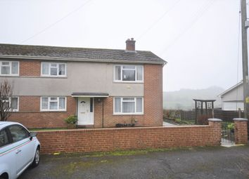 Thumbnail 2 bed flat to rent in 10 Banc Y Dderwen, Broadoak, Carmarthen