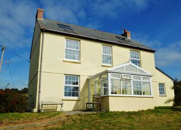 Thumbnail 4 bed cottage for sale in Gweek, Helston