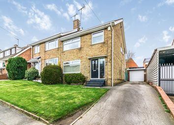 3 bed semi-detached house for sale in Sough Hall Avenue, Thorpe Hesley, Rotherham, South Yorkshire S61