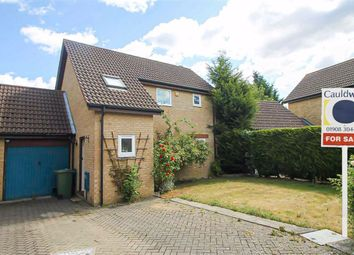 3 bed link-detached house for sale in Chevalier Grove, Crownhill, Milton Keynes, Bucks MK8