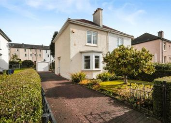 Thumbnail 2 bed semi-detached house for sale in Locksley Avenue, Knightswood, Glasgow