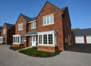 Thumbnail 5 bed detached house for sale in Halam Road, Southwell
