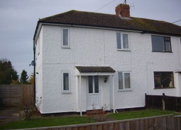 Thumbnail 3 bed semi-detached house to rent in Bowness Avenue, Didcot