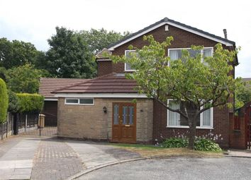 Thumbnail 4 bed detached house to rent in Hollowell Lane, Horwich, Bolton