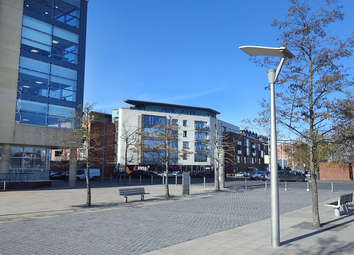 Thumbnail 2 bed flat to rent in Freedom Quay, Railway Street, Hull, East Yorkshire