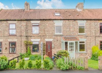 Thumbnail 2 bed property for sale in Victoria Cottages Margrave Lane, Garthorpe, Scunthorpe