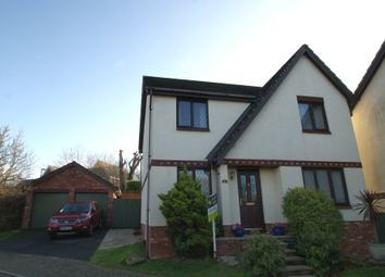 Thumbnail 4 bed detached house for sale in Brecon Close, Paignton