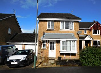 Thumbnail 3 bed detached house for sale in Burnett Drive, Penpedairheol, Hengoed