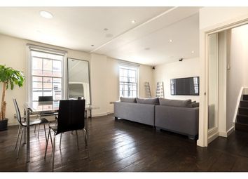 Thumbnail 2 bed flat to rent in Kensington Church Street, Kensington, London