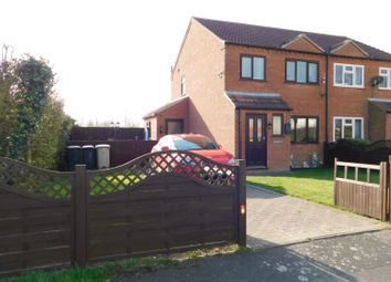 3 bed semi-detached house for sale in Church Lane, Croft, Skegness, Lincs PE24