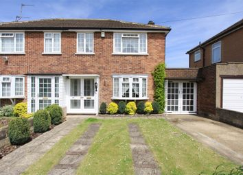 Thumbnail 2 bed semi-detached house for sale in Marvell Avenue, Hayes