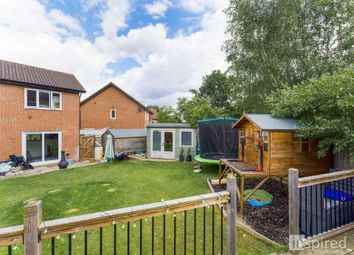 Thumbnail 2 bed semi-detached house for sale in Porlock Lane, Furzton
