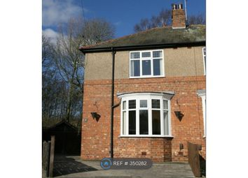 Thumbnail 2 bed semi-detached house to rent in Highfield Road, Darlington