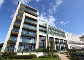 Thumbnail 2 bed flat for sale in Azure, 55 Cliff Road, The Hoe, Plymouth