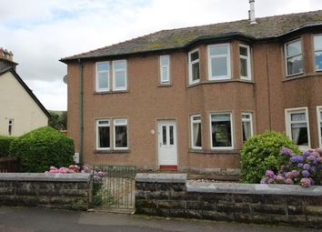 Thumbnail 2 bed flat for sale in Brisbane Street, Largs, North Ayrshire