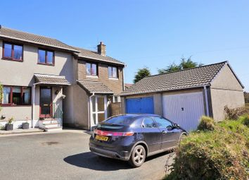 Thumbnail 3 bed terraced house for sale in Davy Close, Tremar Coombe, Liskeard