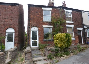 Thumbnail 2 bed terraced house for sale in Canal Road, Congleton