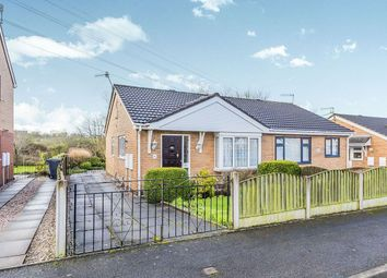 Thumbnail 2 bed bungalow to rent in Broughton Road, Stoke-On-Trent