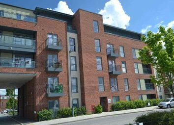 Thumbnail 1 bed flat for sale in Grafton Hosue, John Thornycroft Road, Southampton