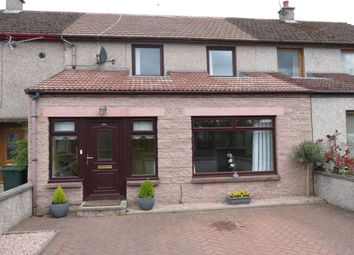 Thumbnail 3 bed terraced house for sale in Deanshaugh Terrace, Elgin