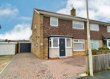 Thumbnail 4 bed semi-detached house for sale in Southwold Rise, Eastfield, Scarborough