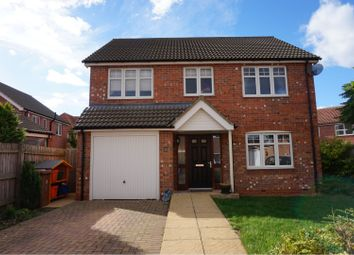 Thumbnail 4 bed detached house for sale in Orford Mews, Scartho Top, Grimsby