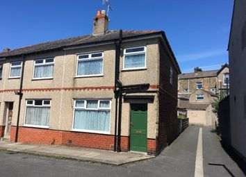 Thumbnail 2 bedroom end terrace house for sale in Meadow Street, Lancaster