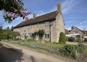 Thumbnail 3 bed cottage to rent in Mill Road, Marcham, Abingdon