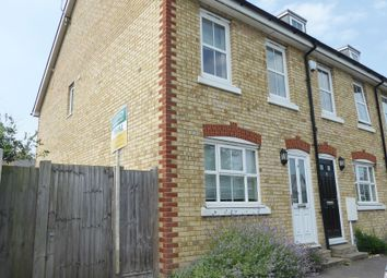 Thumbnail 3 bed terraced house to rent in Hillview Road, Whitstable