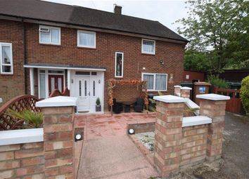 Thumbnail 4 bed semi-detached house for sale in Doncaster Green, Watford