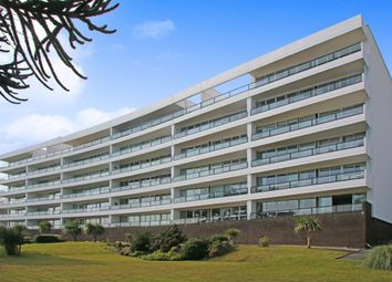 Thumbnail 2 bed flat for sale in Seaway Court Seaway Road, Torquay